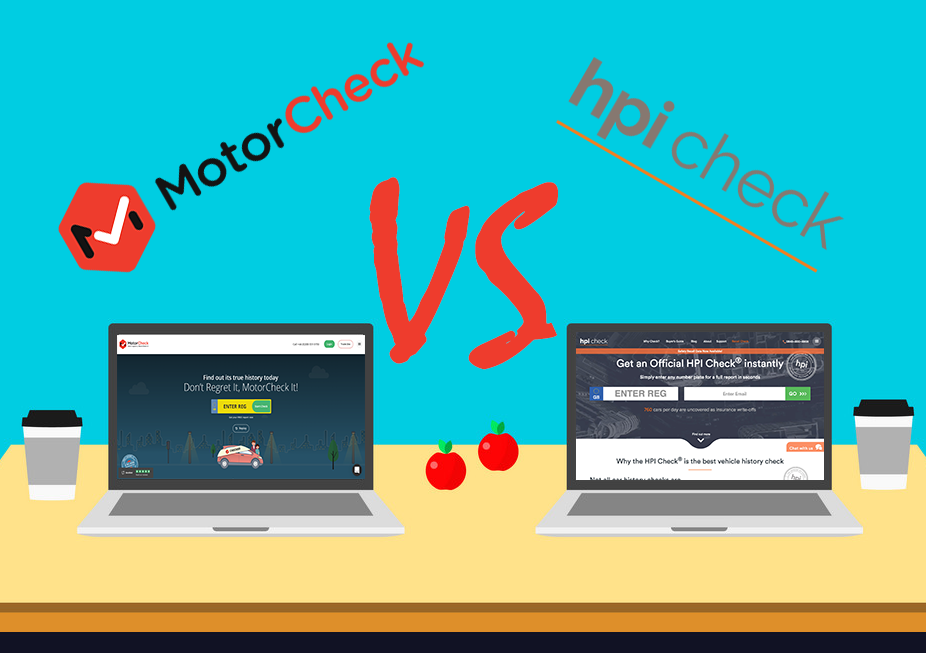 MotorCheck vs HPI Check